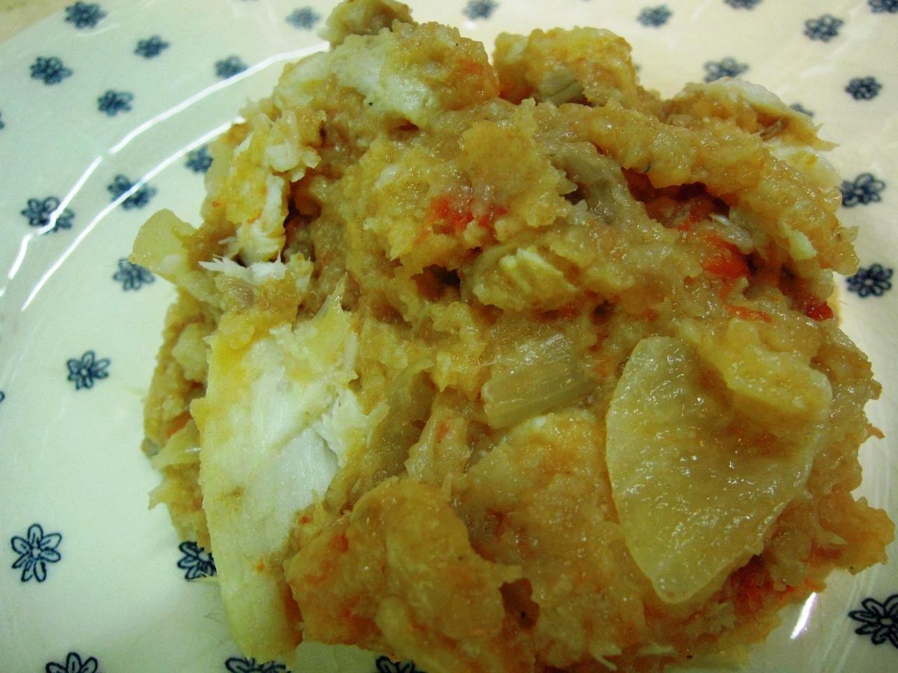 Açorda de Peixe, um ótimo prato para dias frios