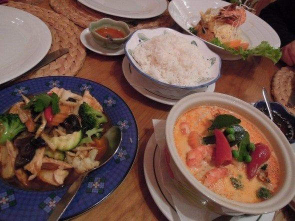 Grafe e Faca Restaurante Tailandês