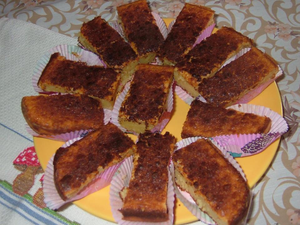 mais uma receita da graça medeiros: bolo de fubá - Mais uma receita da Graça Medeiros: Bolo de Fubá