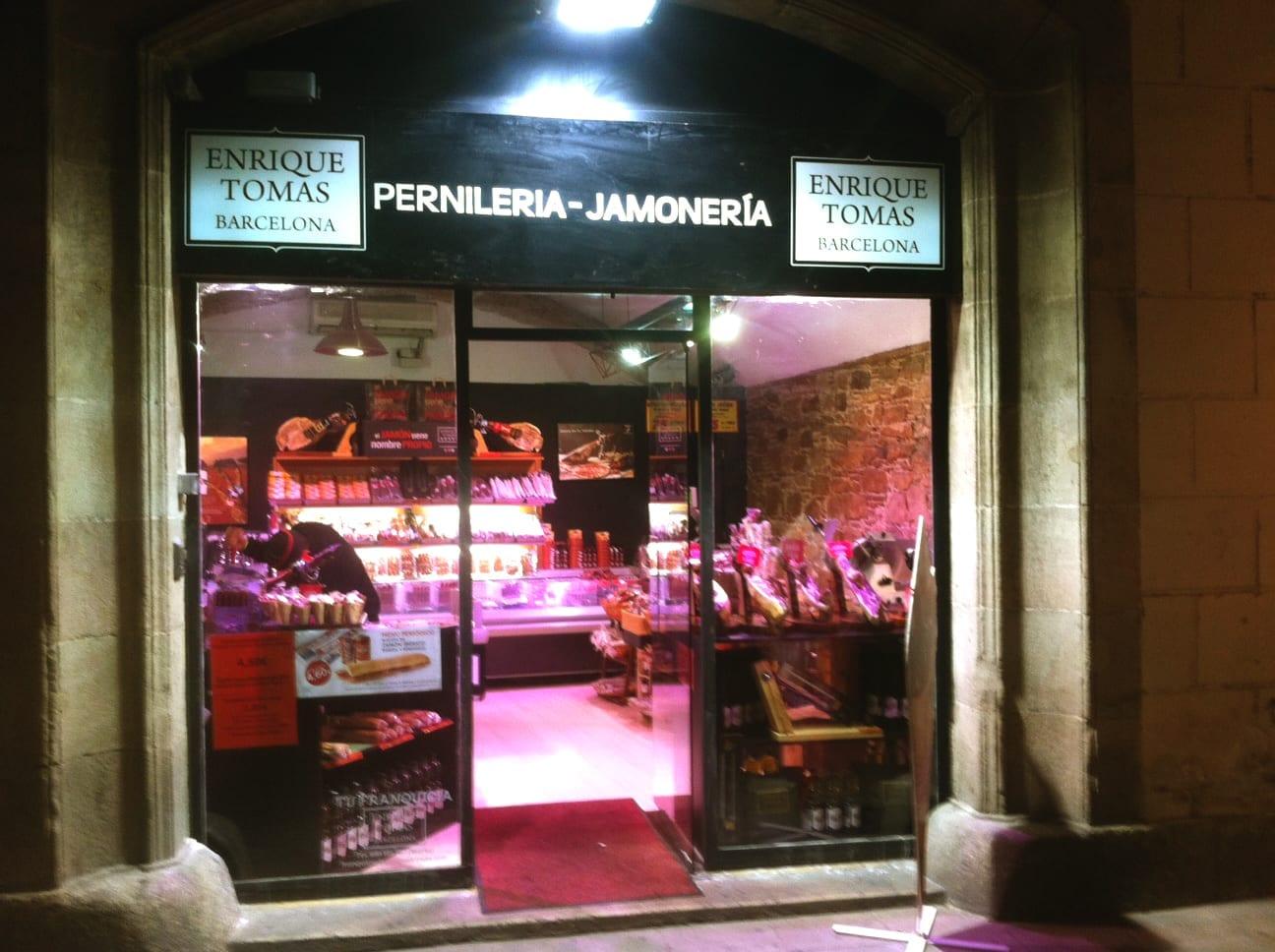 presuntaria em barcelona Presuntaria em Barcelona, com cartuchos tipo castanhas PresuntoAparas12