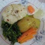 Peixe cozido à portuguesa, uma necessidade deliciosa