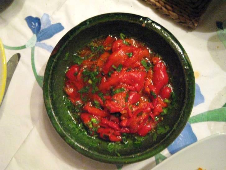 salada de pimentos vermelhos Salada de pimentos vermelhos, para ser diferente SaladaPimentosVermelhos2