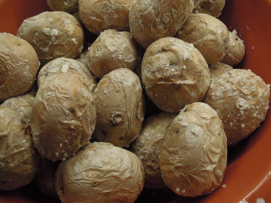 Batatas a murro - Grafe e Faca