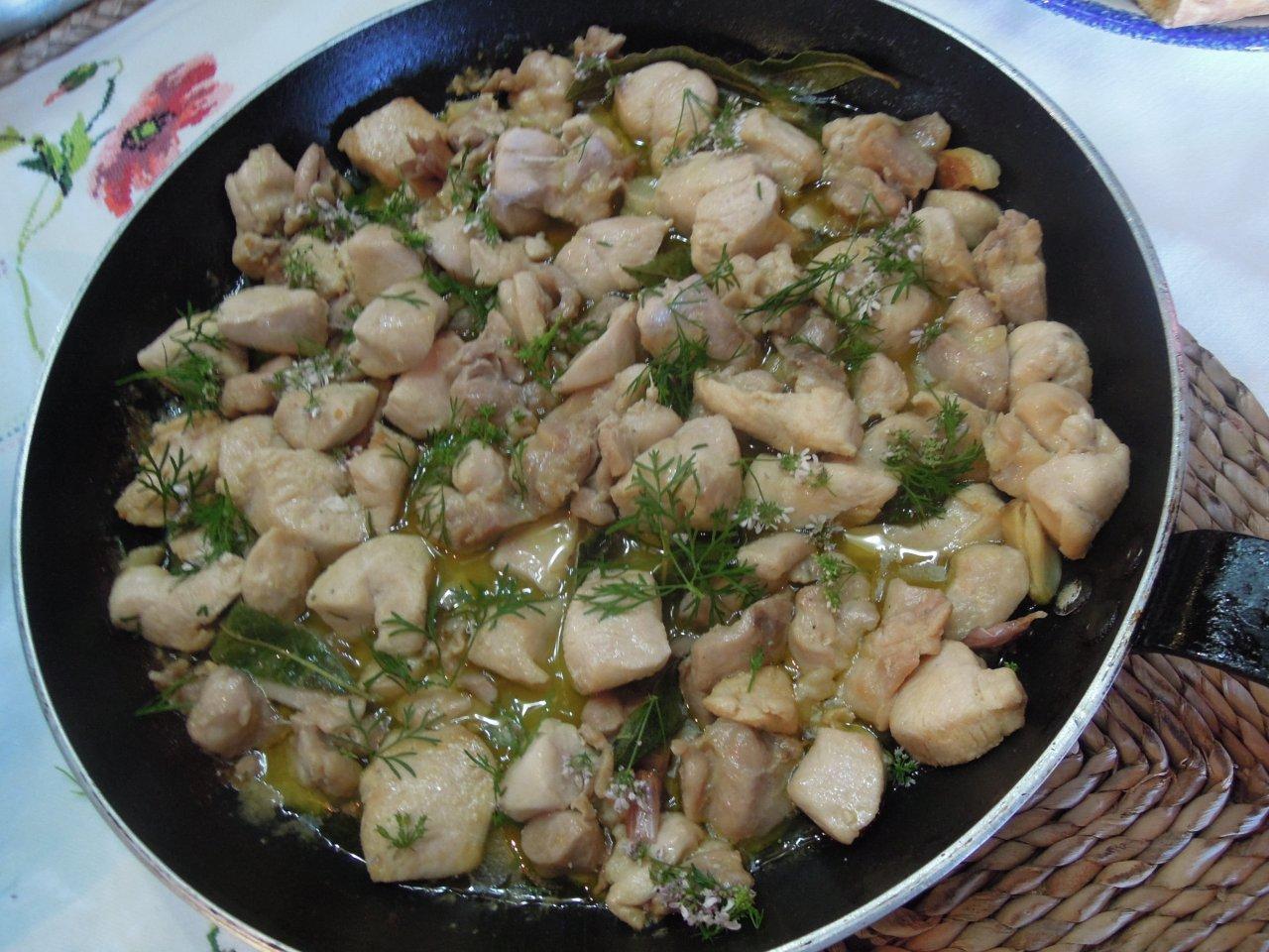 pica-pau de frango Pica-Pau de Frango, um petisco bom e saudável DSCN99992