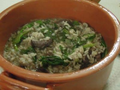 Arroz de Porco com Grelos, uma refeição à maneira arroz de porco com grelos, uma refeição à maneira - Arroz de Porco com Grelos, uma refeição à maneira