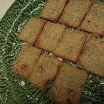 Pão Frito com Orégãos e Alho, Torradinhas Deliciosas