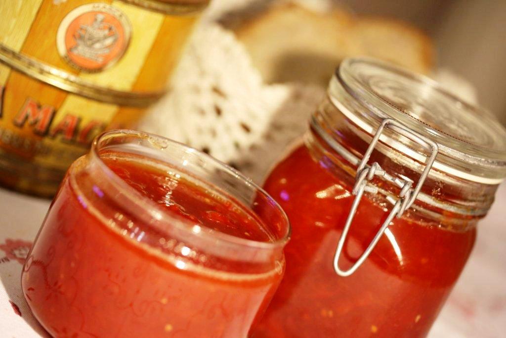Doce de Tomate e Limão, para adoçar os nossos dias