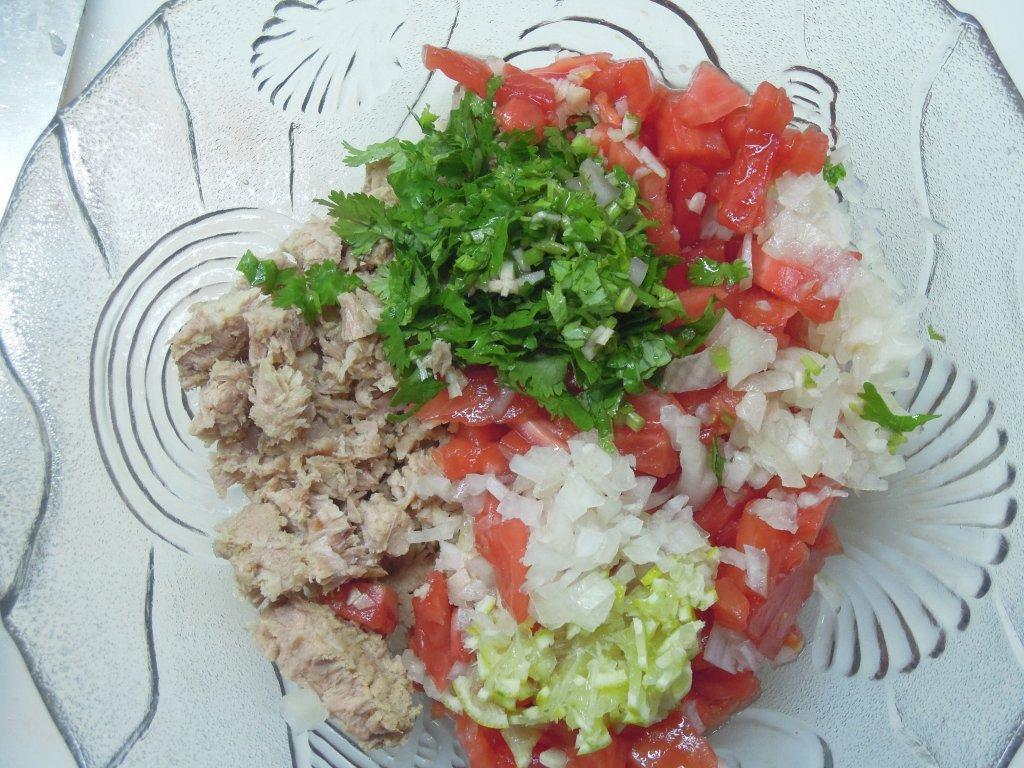 Patê de atum com tomate patê de atum com tomate Patê de atum com tomate Grafe e Faca Pate de atum com tomate3