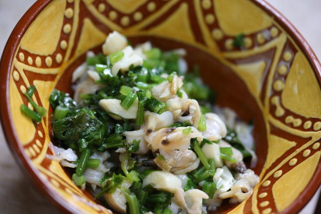 Grafe e Faca Sopa de bacalhau com batatas e ameijoas (7)