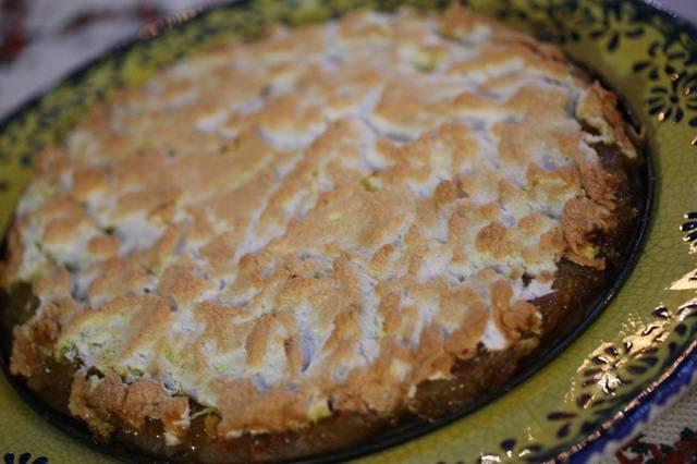 tarte de limão com merengue Tarte de Limão com Merengue image0021