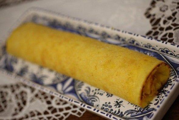 Grafe e Faca Torta de Limão cm cheirinho a coco