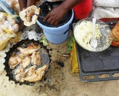 "Sandes ""magoga"" é a mais famosa de Angola"