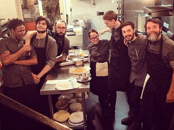 Nuno Mendes abre novo restaurante em Londres
