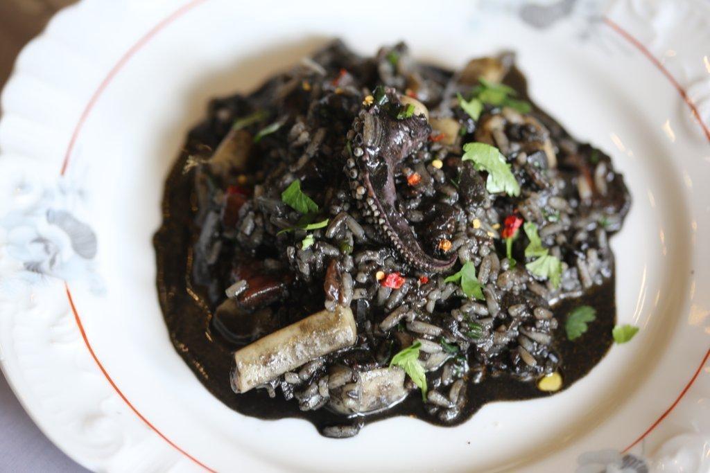 arroz de chocos com tinta Arroz de chocos com tinta 8E6B4143