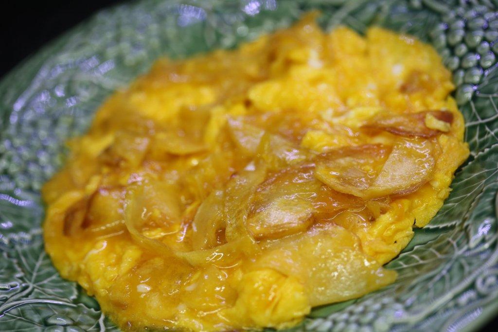 migas de batata com ovos Migas de Batata com Ovos Grafe e Facas Migas de Batatas com Ovos 2