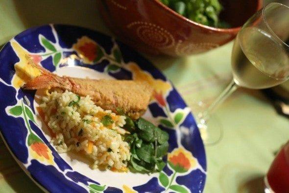 Arroz de cenoura com coentros arroz de cenoura Arroz de cenoura com coentros 8E6B8601 590x394