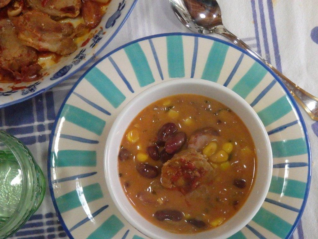 cachupa Cachupa Rápida com Lombinhos Fritos P9270126