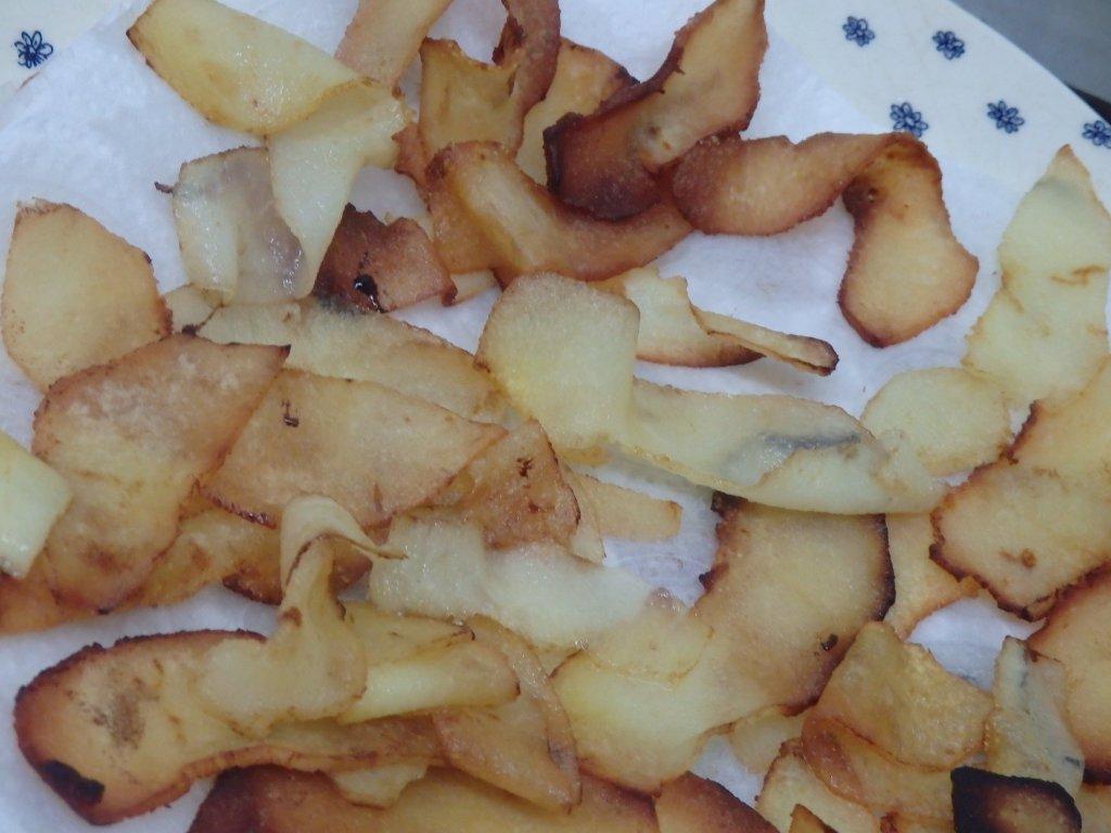 Marmelos fritos marmelos fritos - Marmelos fritos