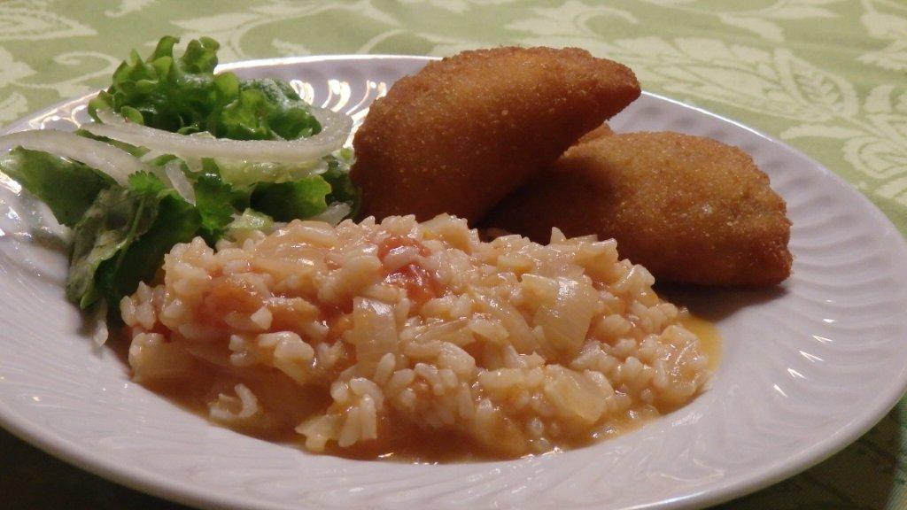 Arroz de Tomate Envinagrado arroz de tomate envinagrado - Arroz de Tomate Envinagrado