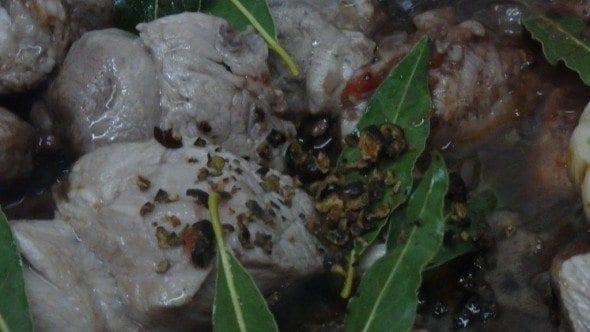 Arroz de carne com vinho tinto arroz de carne com vinho tinto - Arroz de carne com vinho tinto (10 pessoas)