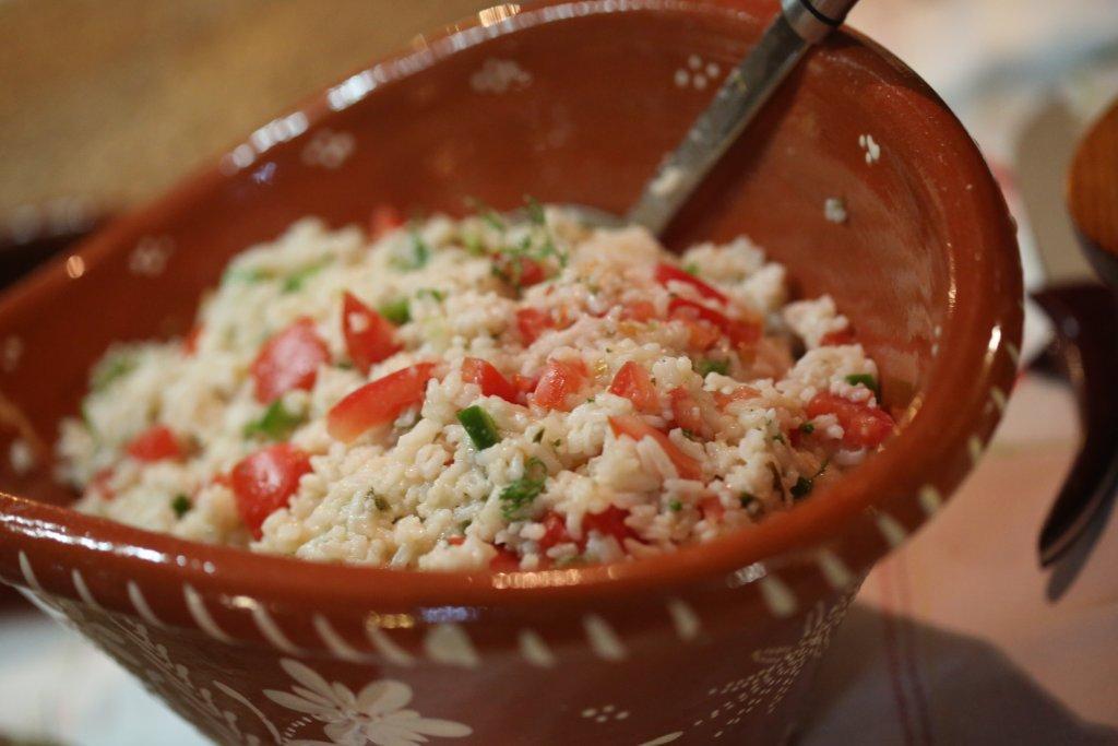 salada de arroz Salada de arroz 36