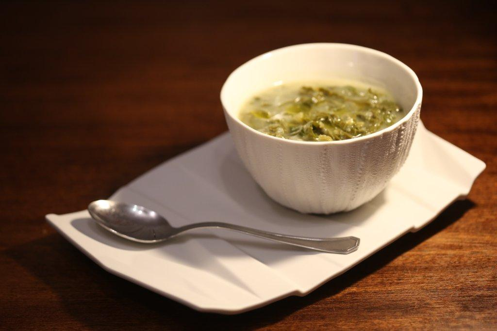 Sopa de couve para a dieta