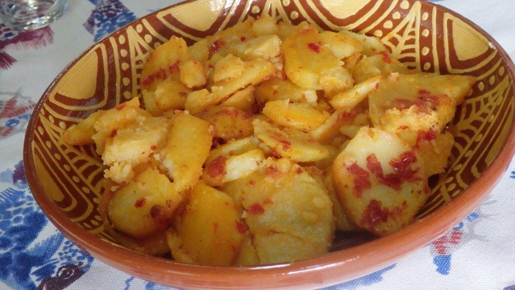Batatas Aldrabadas