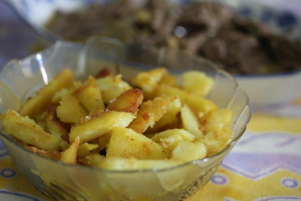 As minhas batatas: tão simples e tão boas
