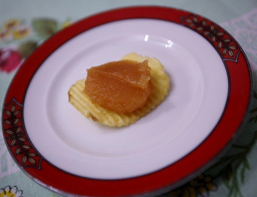 Chips de Marmelada
