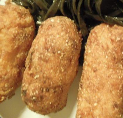 croquetas de atum, o meu petisco portunhol - Croquetas de atum, o meu petisco portunhol