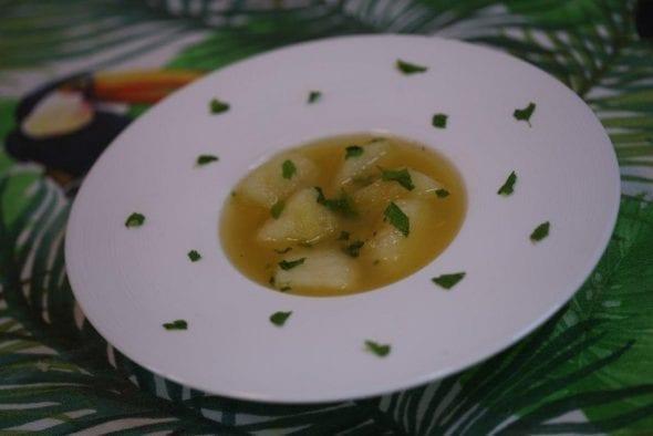 Sopa de Melão sopa de melão Sopa de Melão 8E6B7207 590x394