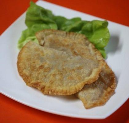 Cheburek de carne picada cheburek de carne picada - Cheburek de Carne Picada