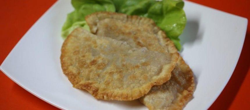 Cheburek de Carne Picada