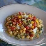 Salada de Verão com Grão salada de verão com grão - Salada de Verão com Grão