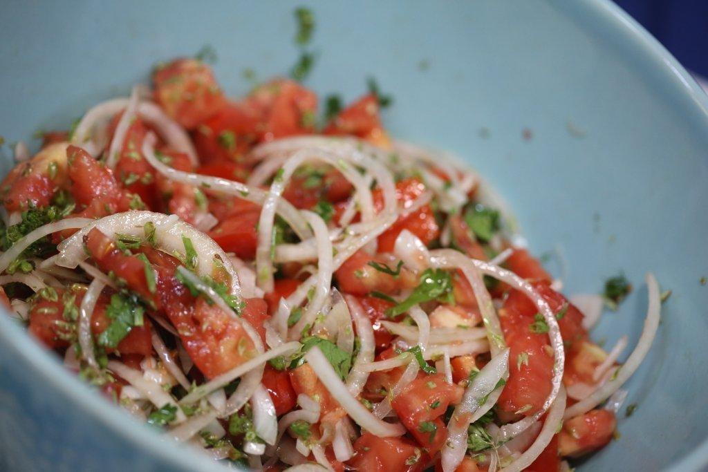 Salada de Tomate 3 sabores salada de tomate 3 sabores - Salada de Tomate 3 sabores