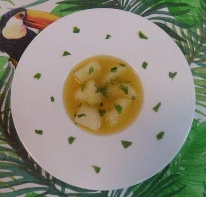 sopa de melão Sopa de Melão P7300307 420x400