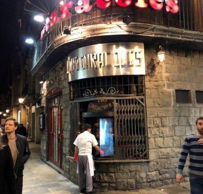 los caracoles O Los Caracoles em Barcelona e o Zé Moreira IMG 4069 420x400