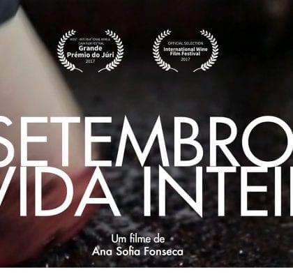 """""""Setembro a Vida Inteira"""", documentário sobre o mundo do vinho segue em exibição nos cinemas"""
