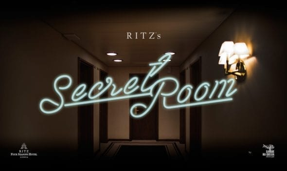 Sangue na Guelra Ritz Secret Room