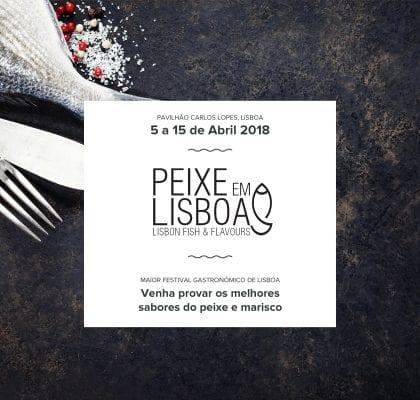 peixe em lisboa - Peixe em Lisboa 18: Abril é o mês do mar