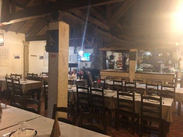 Restaurante Dom Pedro - Pitões das Júnias