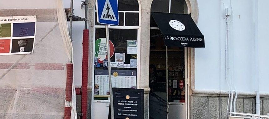 La Focacceria Pugliese – Campo de Ourique. Um restaurante para esquecer!