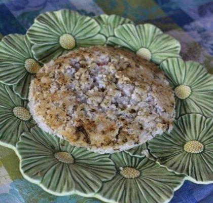 pastelão arroz