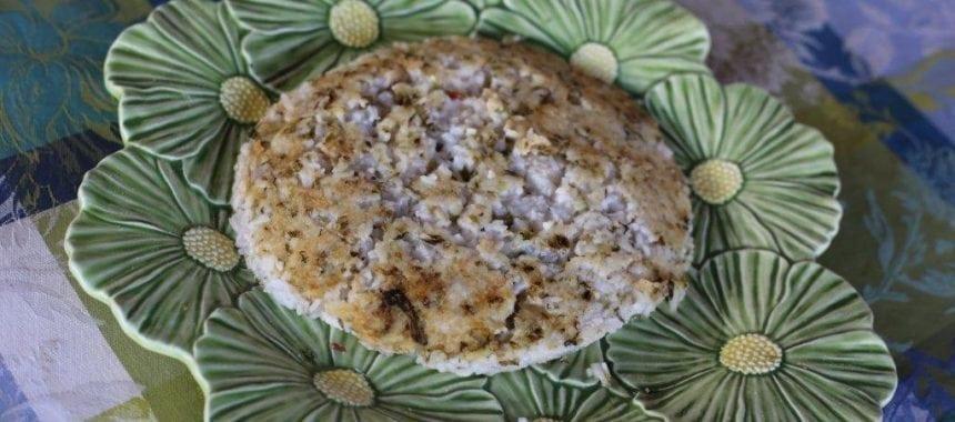 Pastelão de arroz