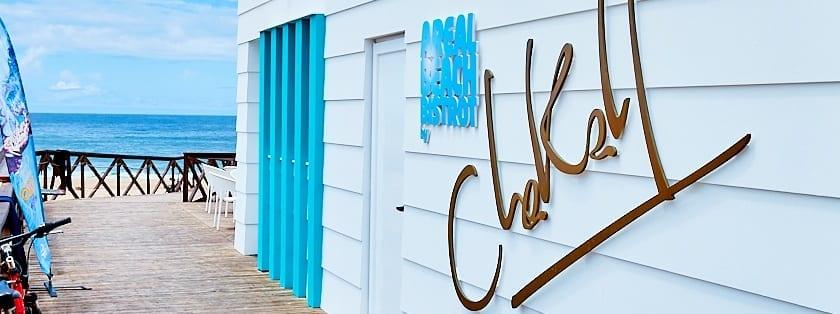 Areal Beach Bistrot by Chakall – Apresentação Nova Carta