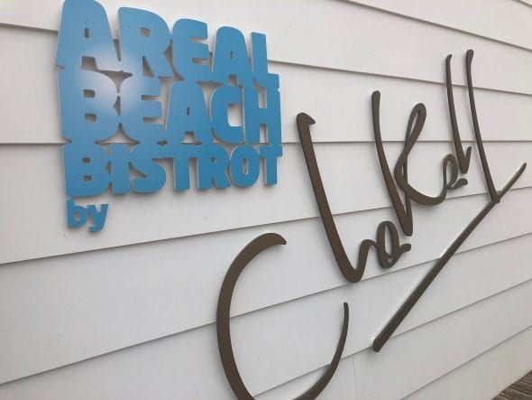 Areal Beach Bistrot by Chakall