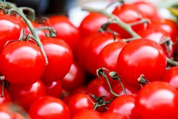 tomate cherry verão no prato - Verão no Prato