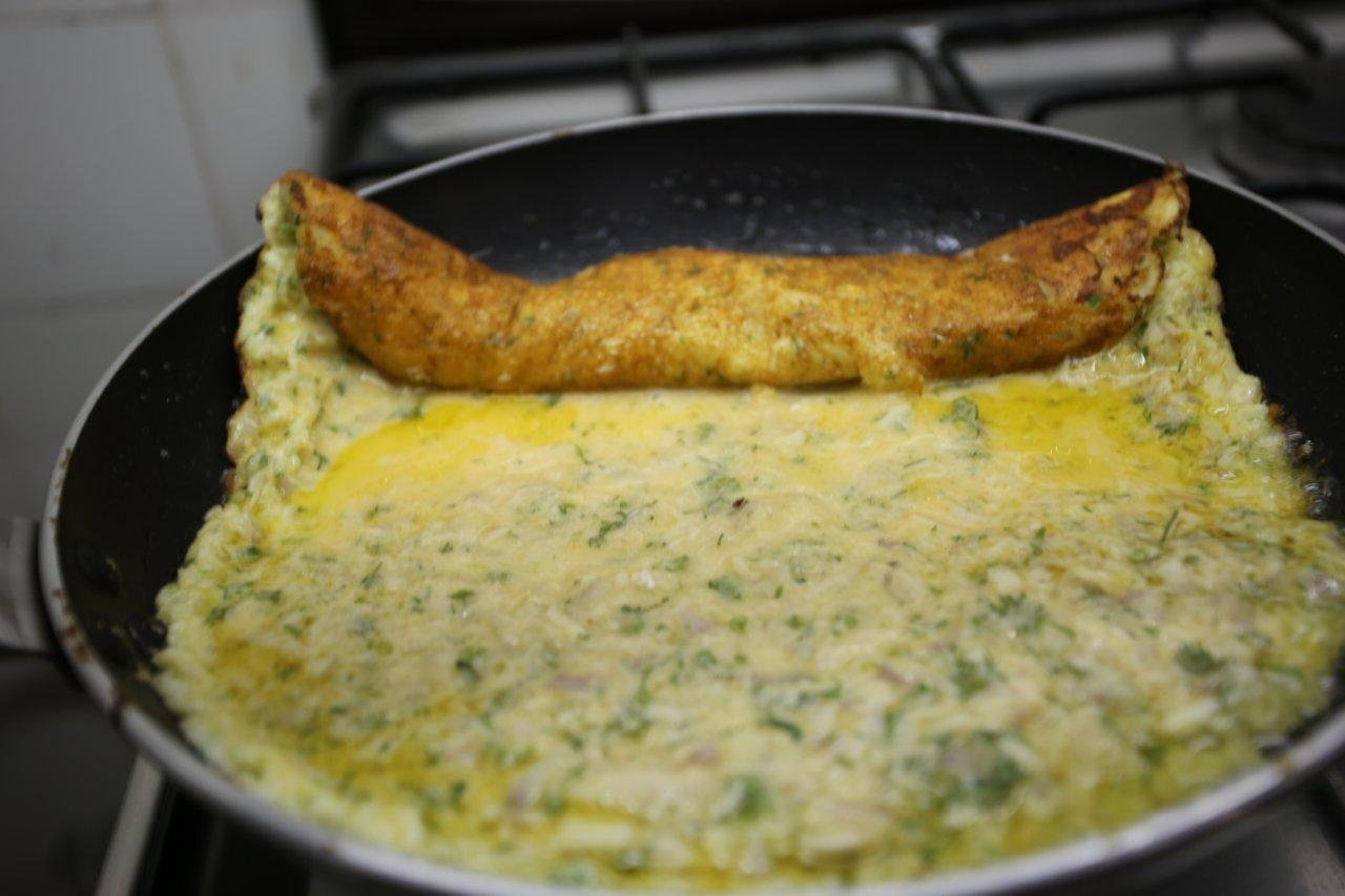 Omelete falsa