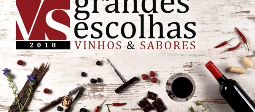 "PASSATEMPO ""GRANDES ESCOLHAS VINHOS & SABORES 2018″"