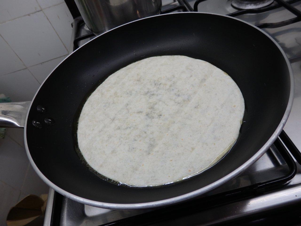 Lasanha de Tortilhas de Trigo